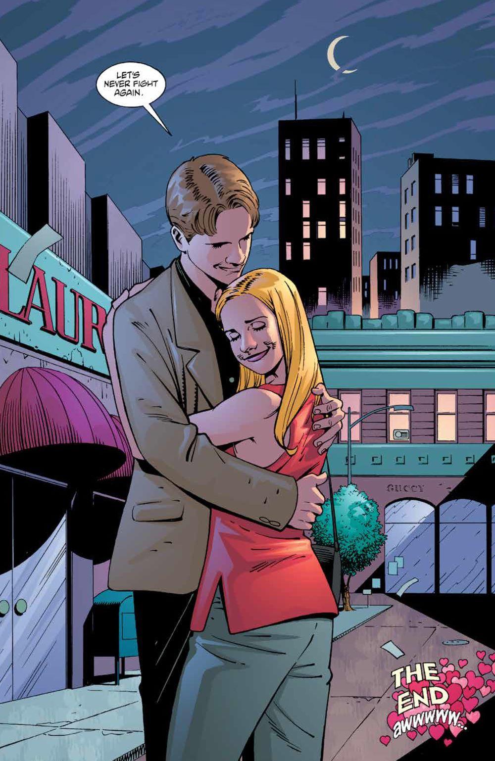 Buffy_Legacy_v4_SC_PRESS_16 ComicList Previews: BUFFY THE VAMPIRE SLAYER LEGACY EDITION VOLUME 4 SC