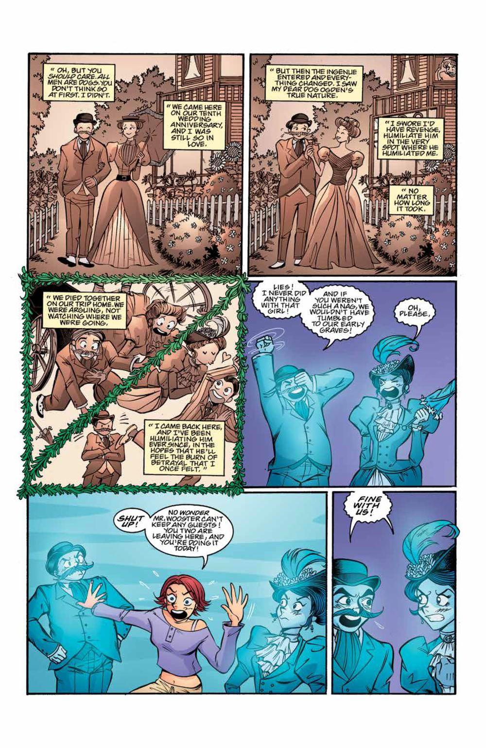 Buffy_Legacy_v4_SC_PRESS_21 ComicList Previews: BUFFY THE VAMPIRE SLAYER LEGACY EDITION VOLUME 4 SC