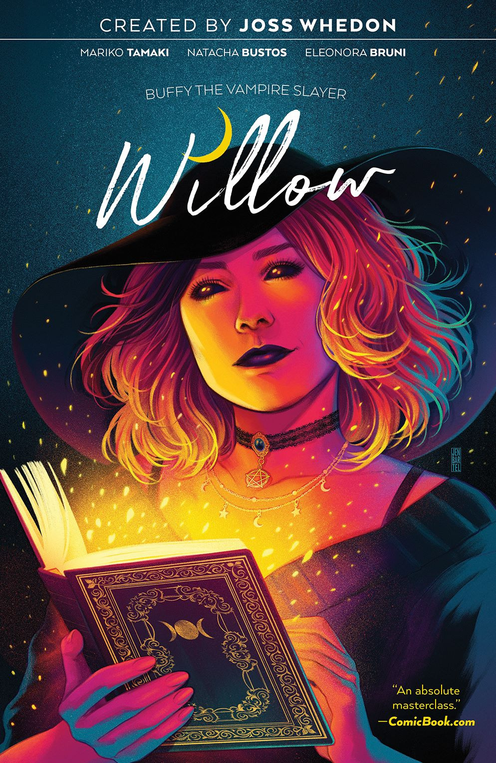 Buffy_Willow_SC_Cover ComicList Previews: BUFFY THE VAMPIRE SLAYER WILLOW TP