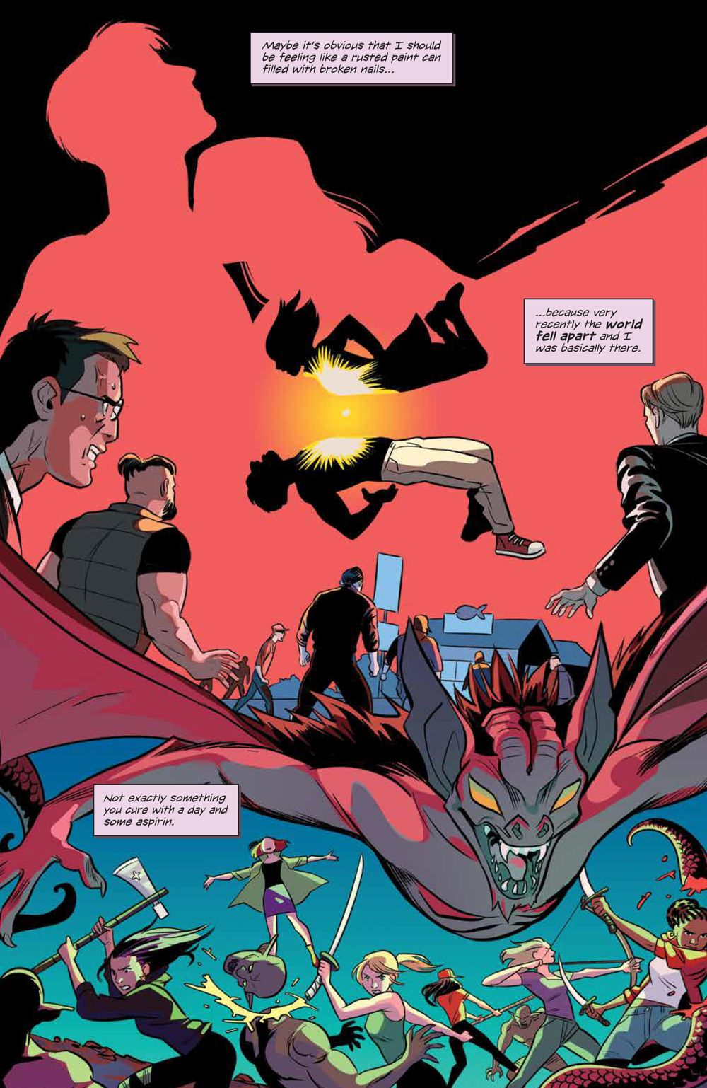 Buffy_Willow_SC_PRESS_10 ComicList Previews: BUFFY THE VAMPIRE SLAYER WILLOW TP