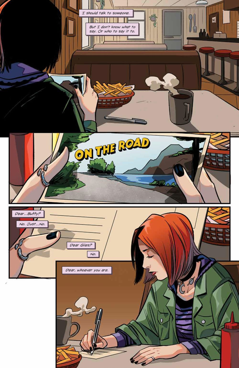 Buffy_Willow_SC_PRESS_9 ComicList Previews: BUFFY THE VAMPIRE SLAYER WILLOW TP