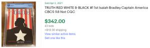CBCS-sale-300x97 Recent Sales: 1 Comic, 2 Auctions PT 2