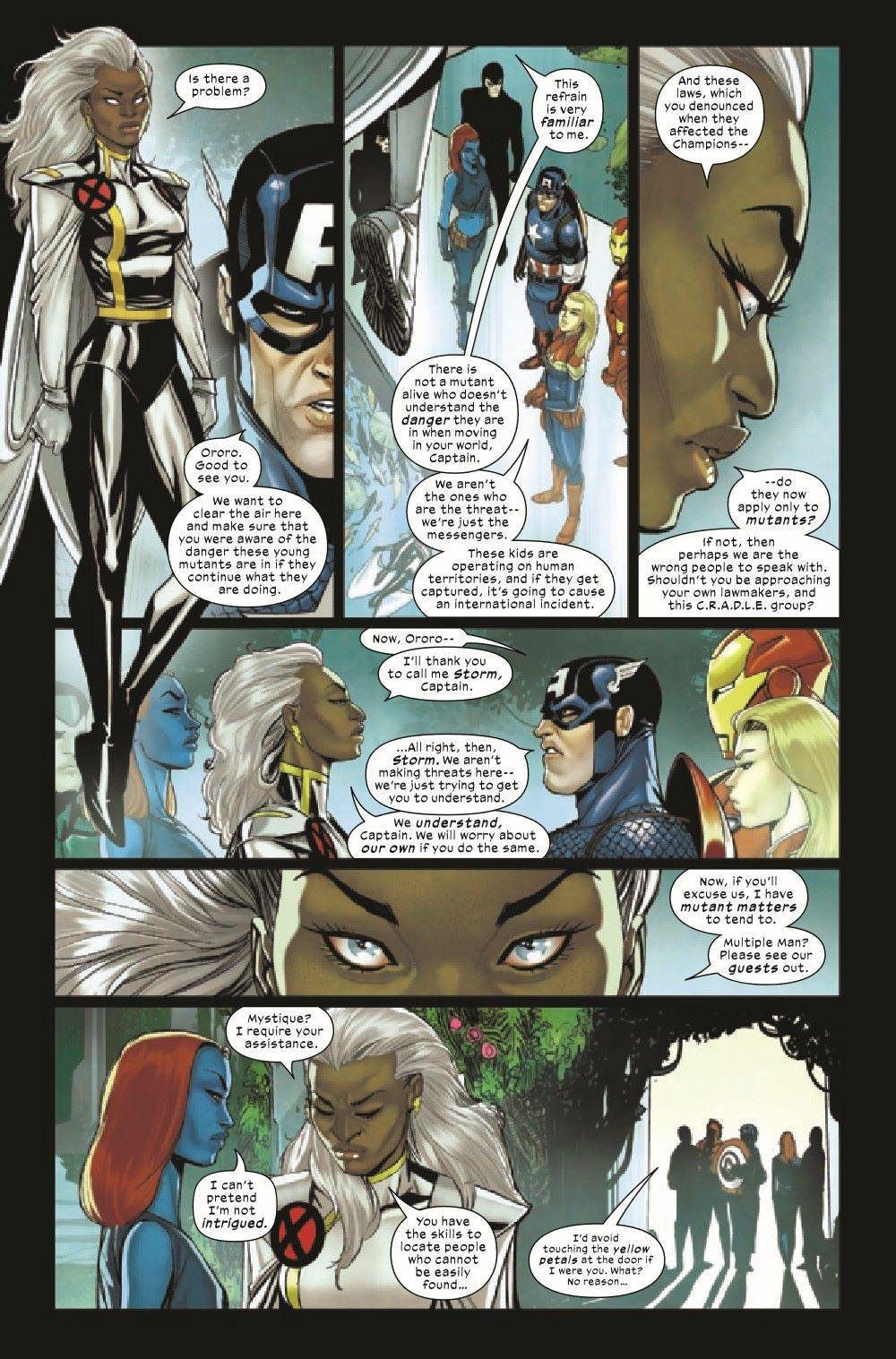 COTA2021002_Preview-4 ComicList Previews: CHILDREN OF THE ATOM #2