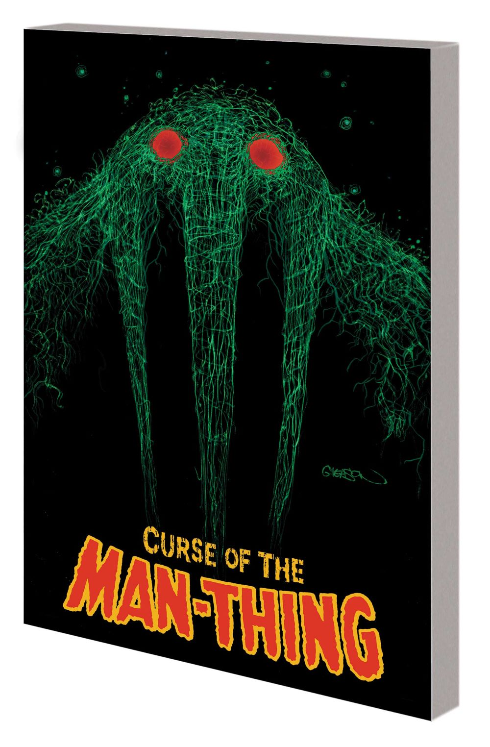 CURSE_OF_MANTHING_TPB Marvel Comics July 2021 Solicitations
