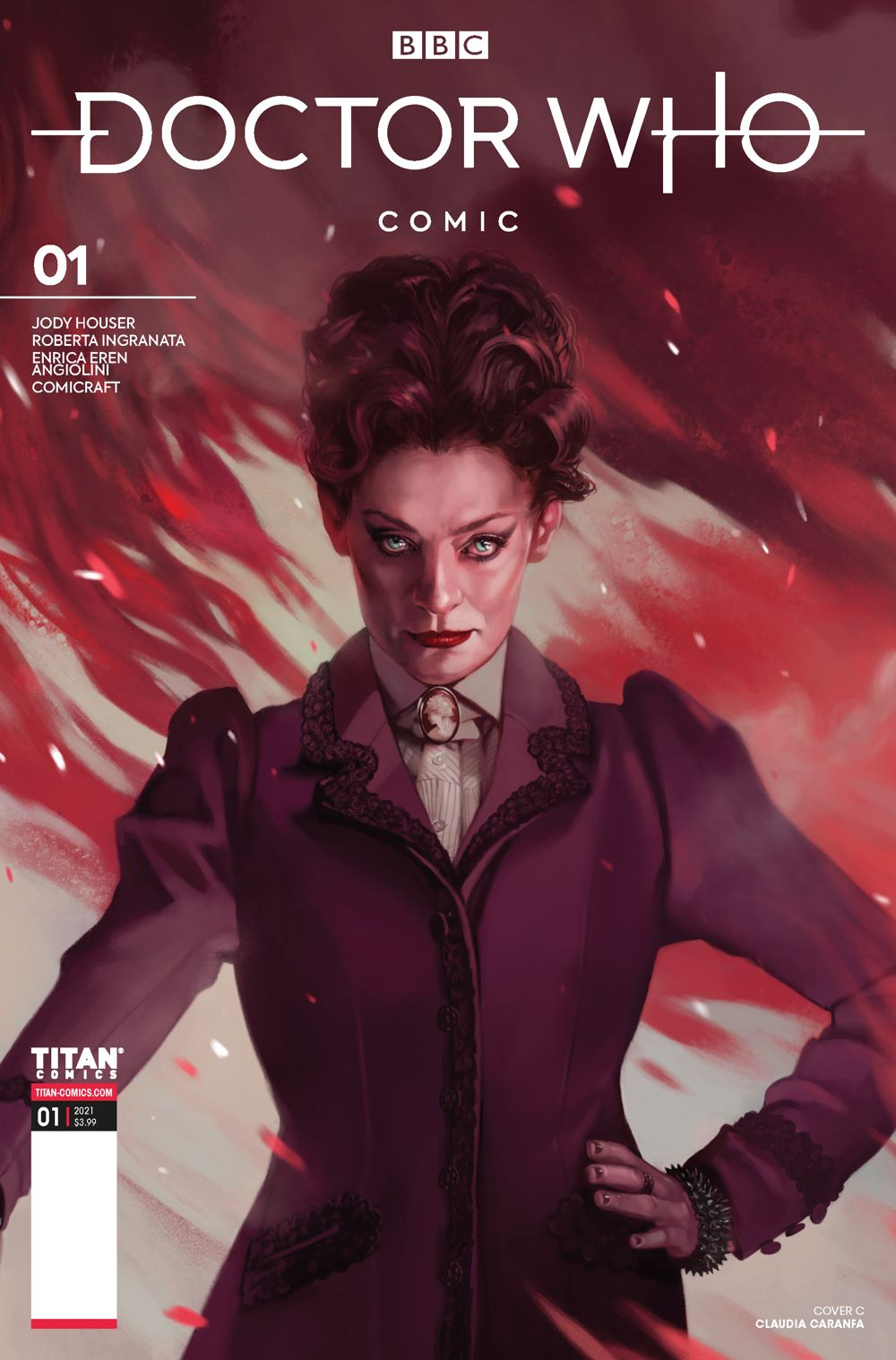 DW_Missy_1_01_COVER_FINAL_Page_3 ComicList Previews: DOCTOR WHO MISSY #1