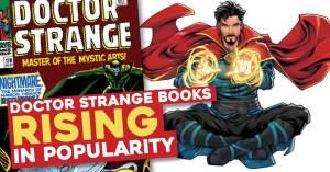 Dr-Strange-300x157 Doctor Strange Books Rising in Popularity