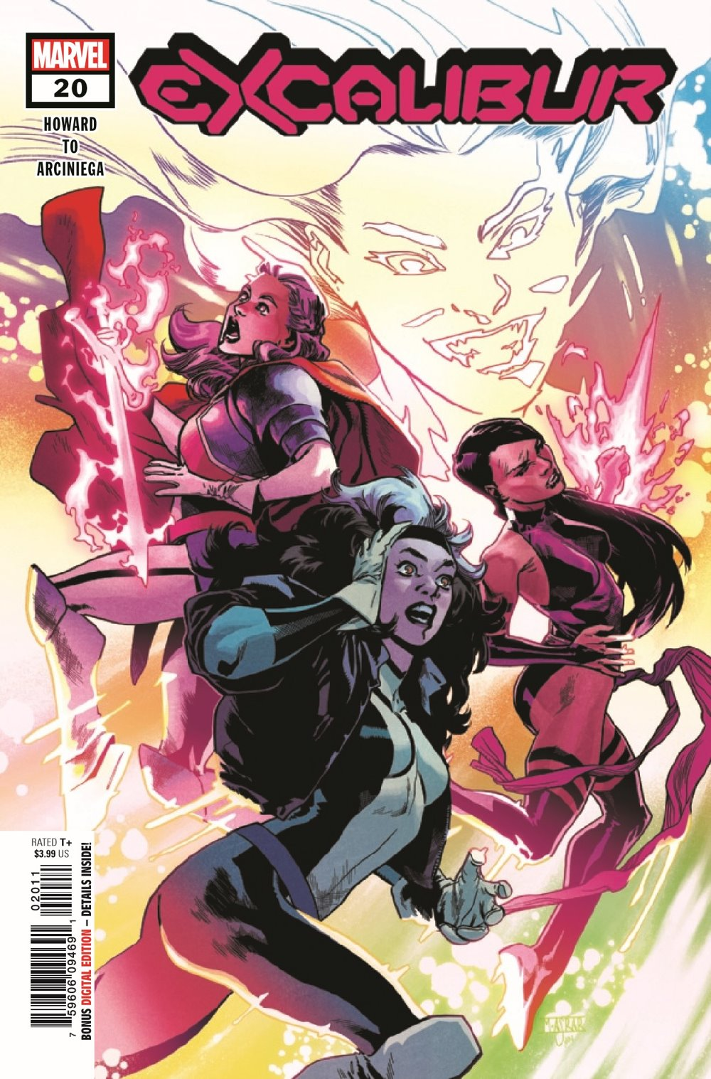 EXCAL2019020_Preview-1 ComicList Previews: EXCALIBUR #20