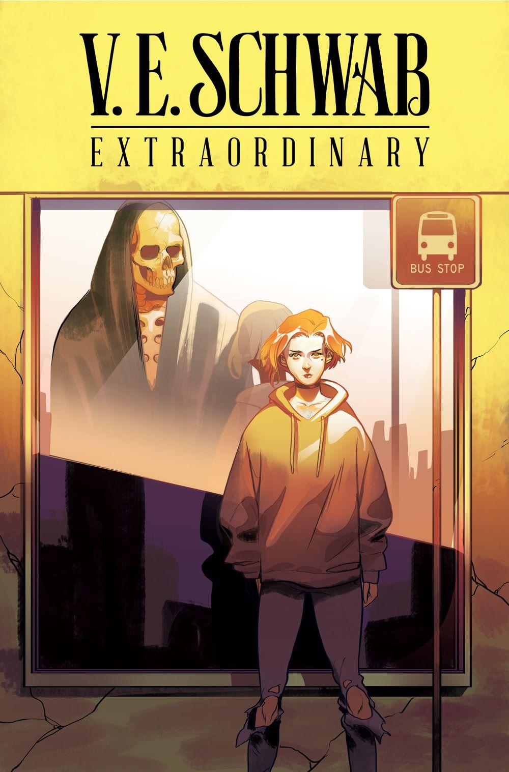EXTRAORDINARY-2B-BALDEMAR-RIVAS Titan Comics July 2021 Solicitations