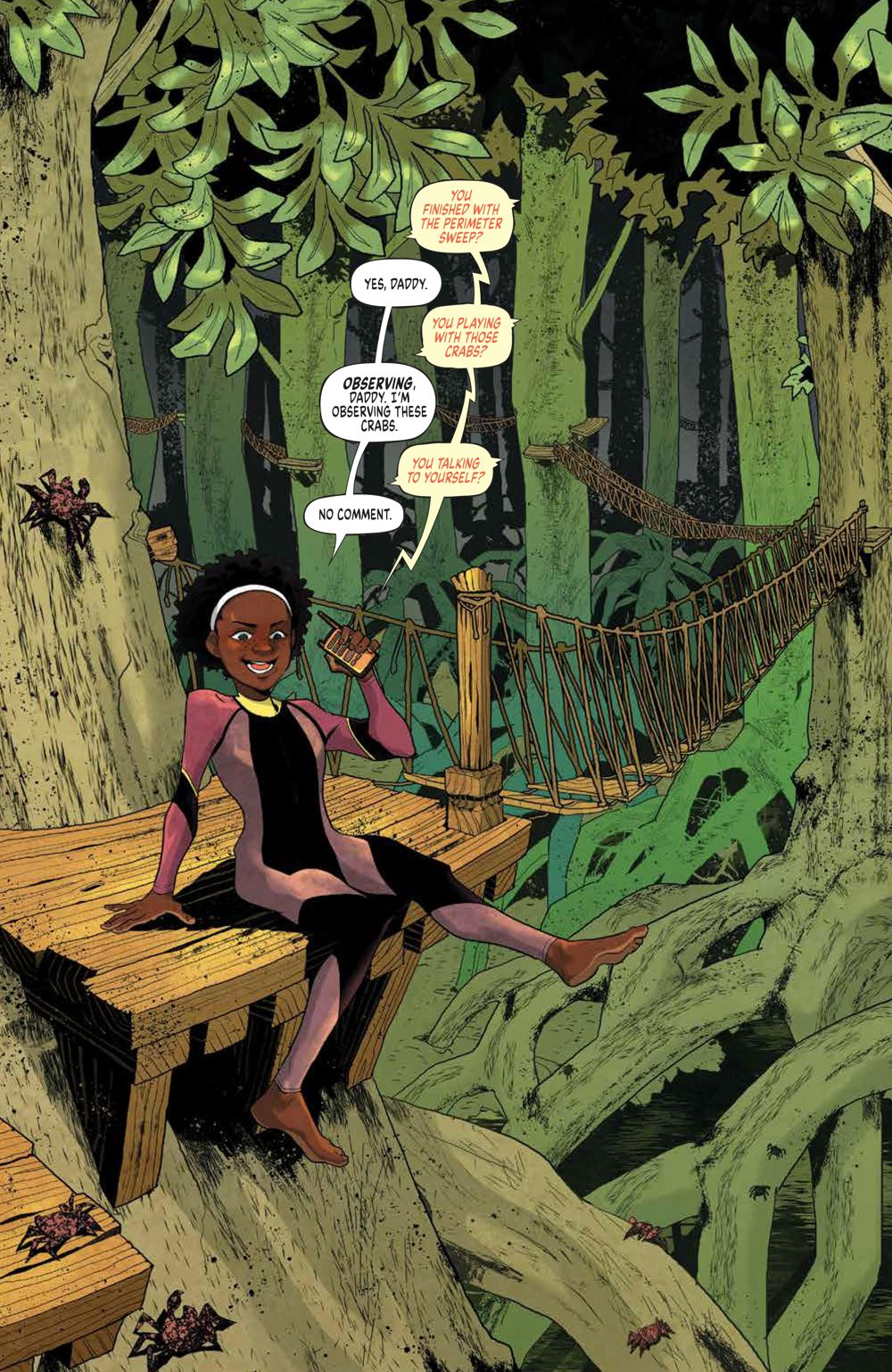Eve_001_PRESS_4 ComicList Previews: EVE #1 (OF 5)