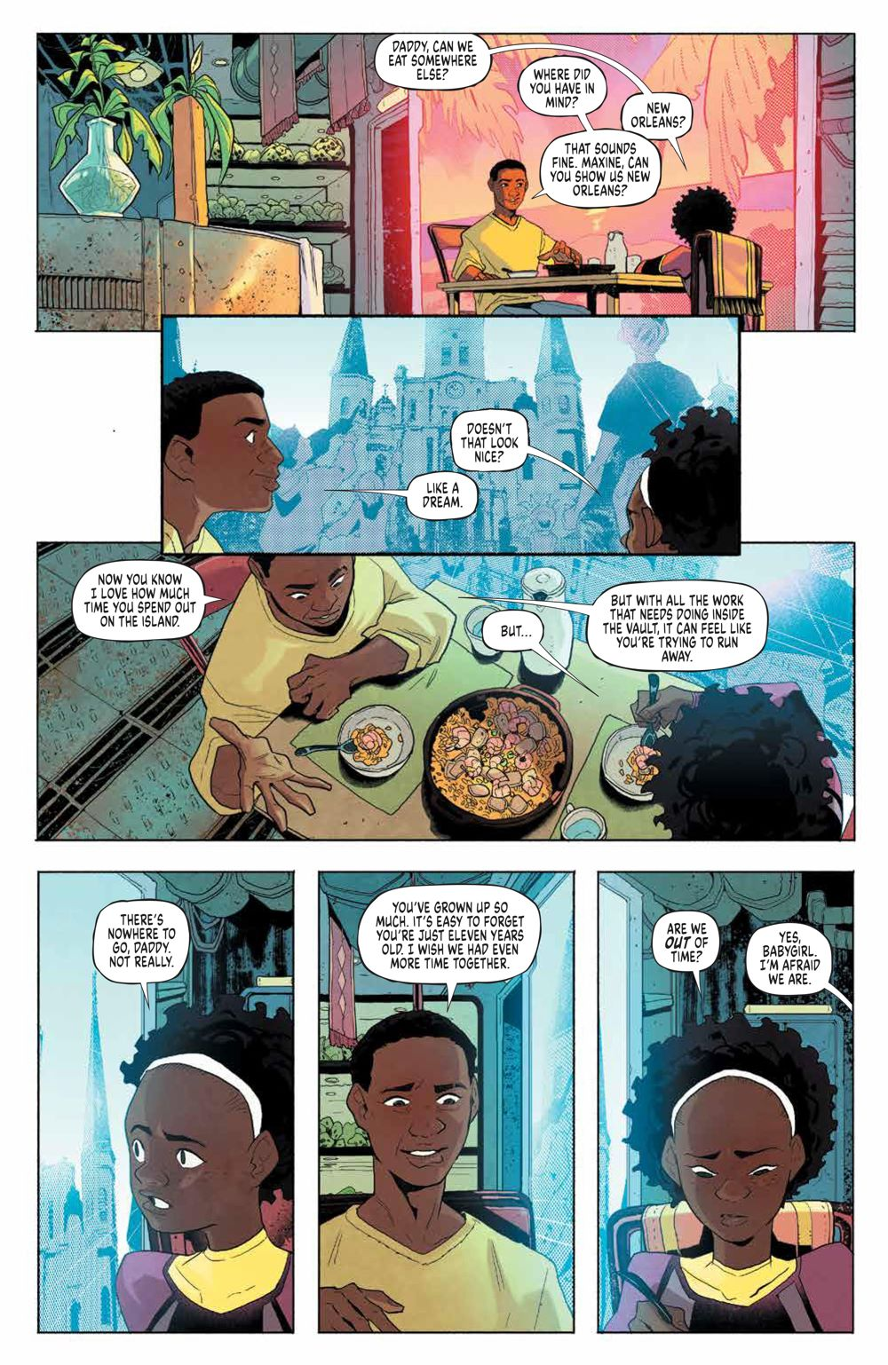 Eve_001_PRESS_7 ComicList Previews: EVE #1 (OF 5)