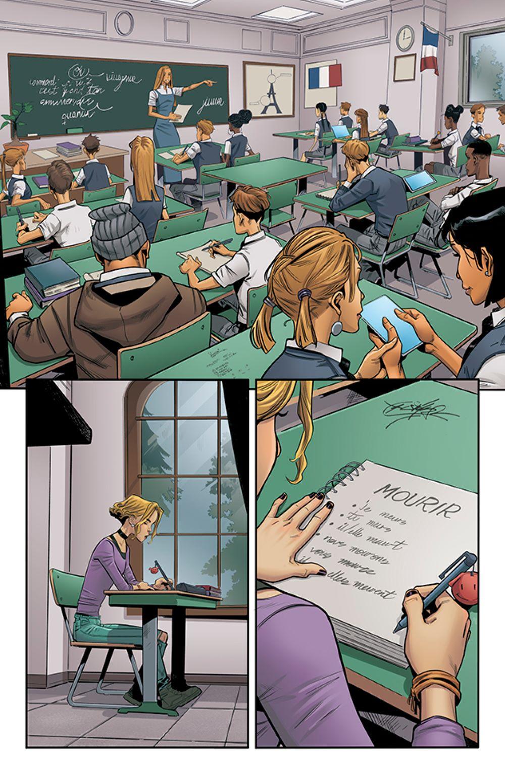 Extraordinary-FCBD-STRIP-colours-1-12 ComicList Previews: EXTRAORDINARY #0