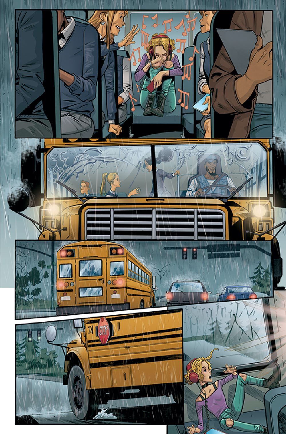 Extraordinary-FCBD-STRIP-colours-1-122 ComicList Previews: EXTRAORDINARY #0