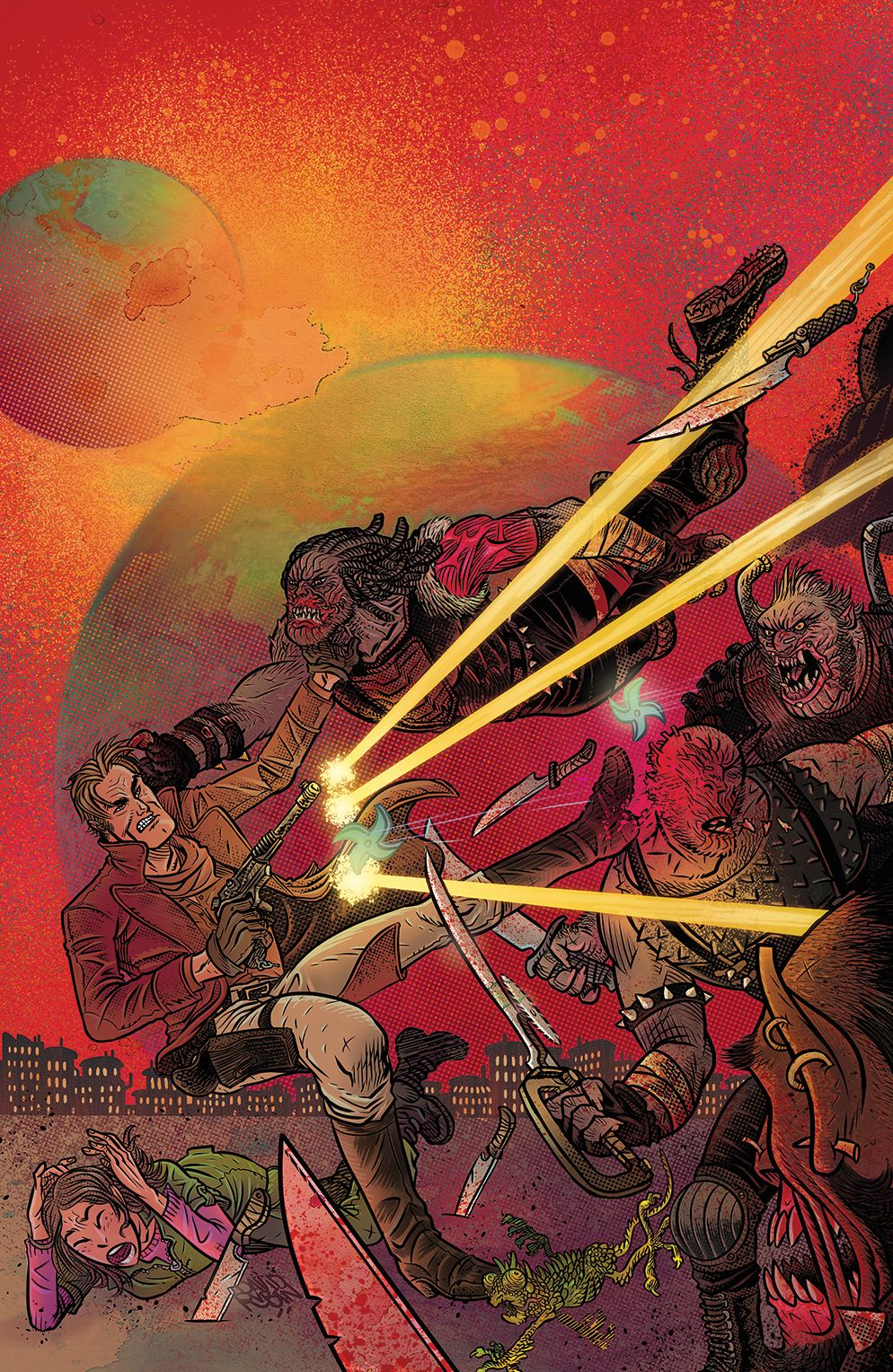 Firefly_028_Cover_F_Unlockable ComicList Previews: FIREFLY #28