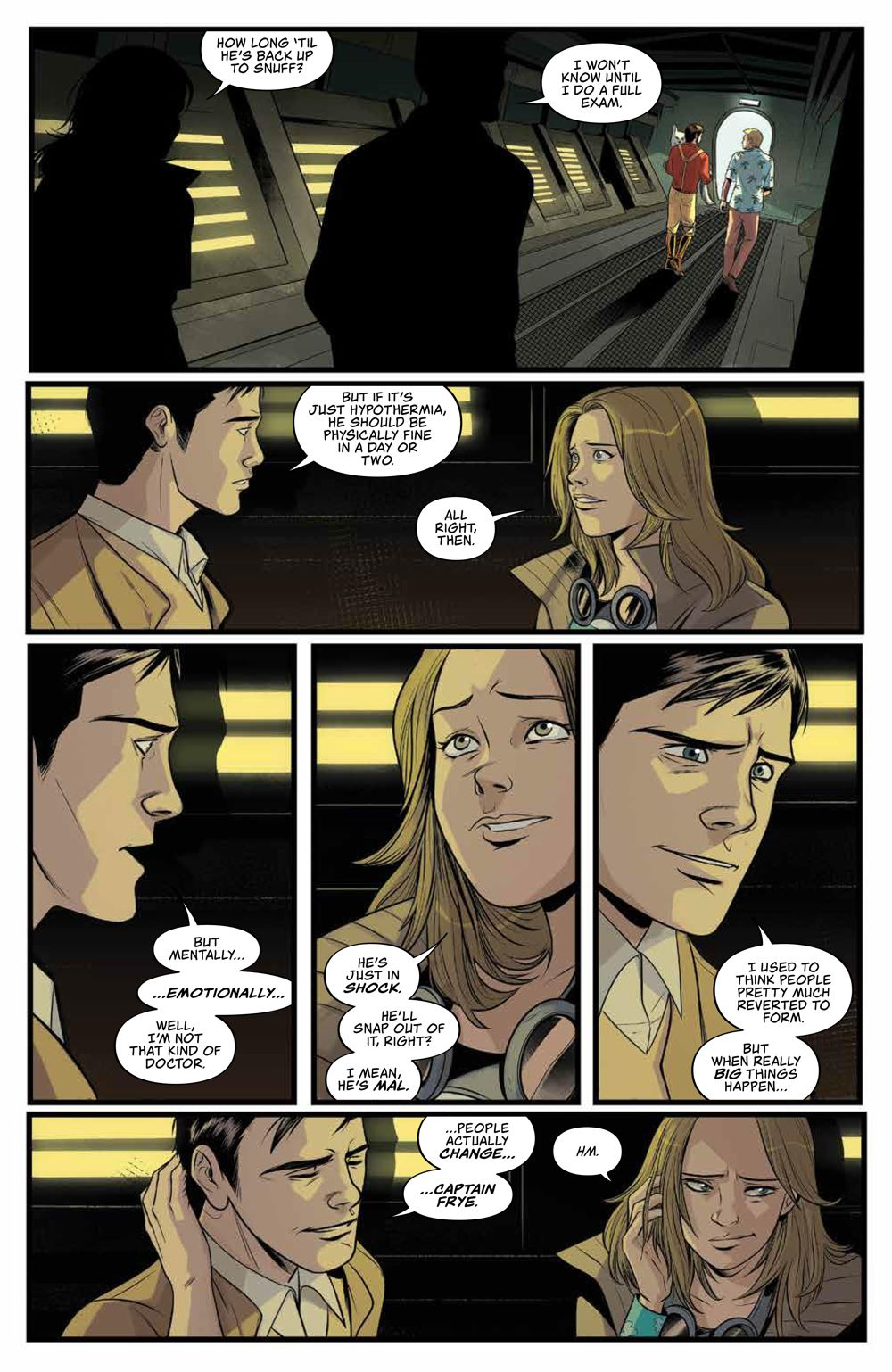 Firefly_028_PRESS_8 ComicList Previews: FIREFLY #28