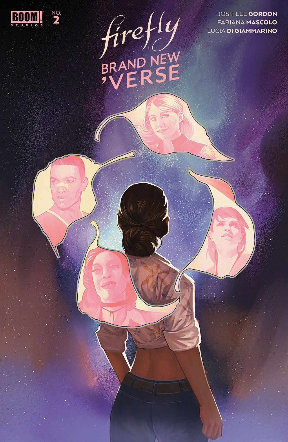Firefly_BrandNewVerse_002_Cover_A_Main ComicList Previews: FIREFLY A BRAND NEW 'VERSE #2 (OF 6)