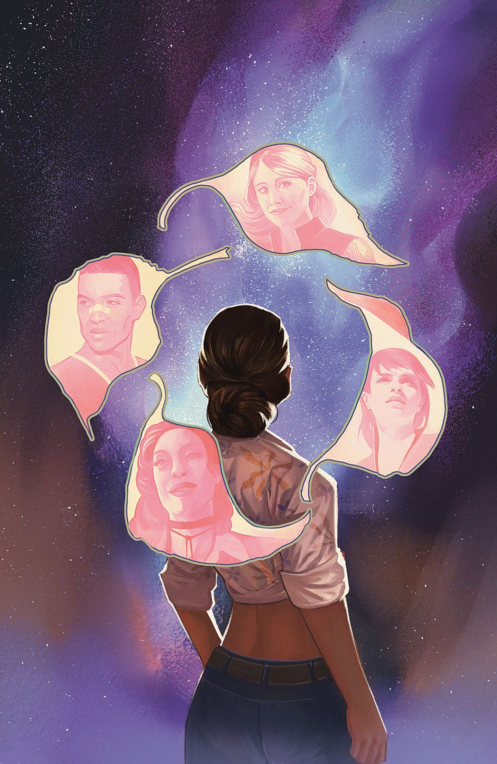 Firefly_BrandNewVerse_002_Cover_E_UnlockableVariant ComicList Previews: FIREFLY A BRAND NEW 'VERSE #2 (OF 6)