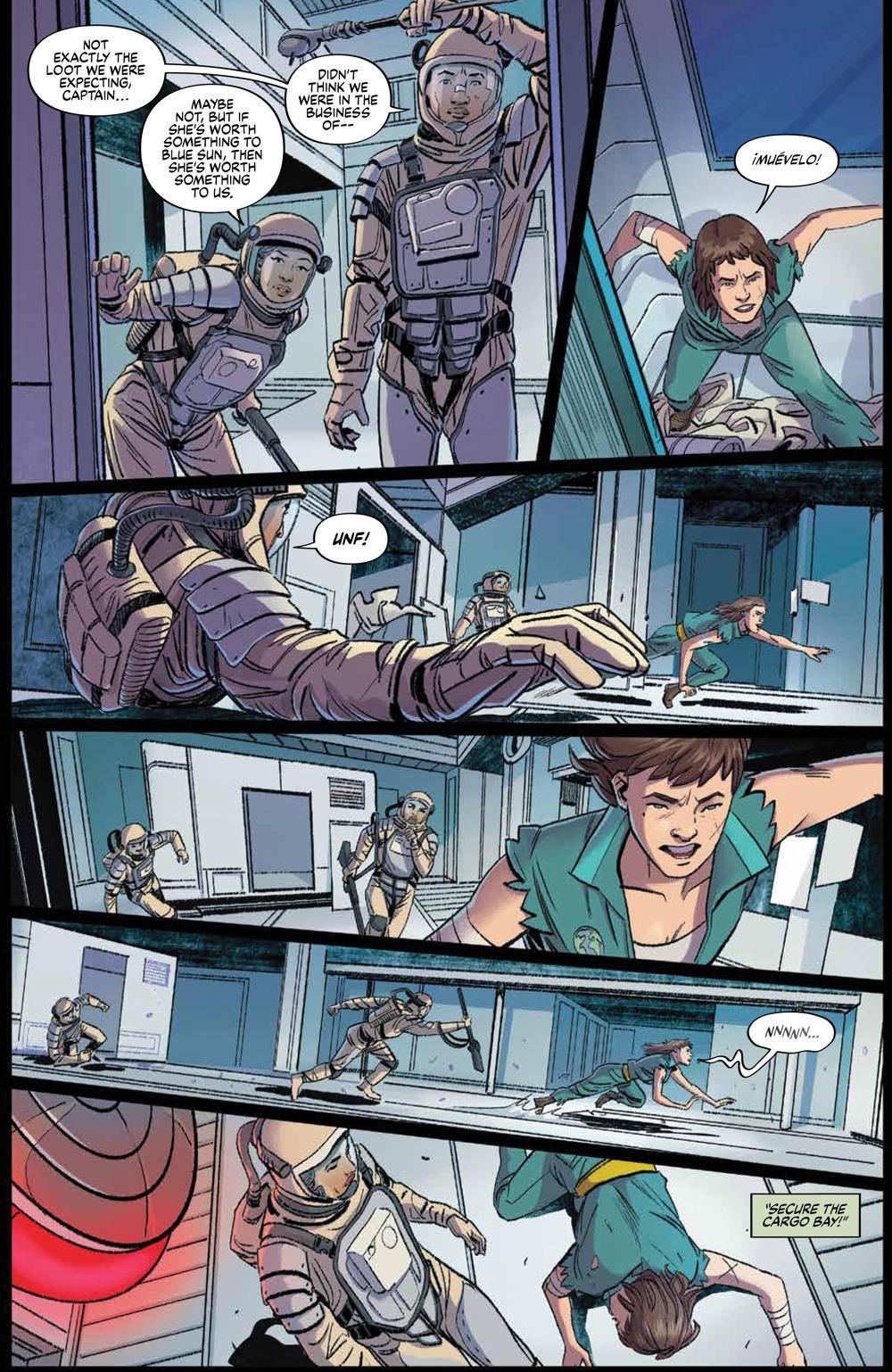 Firefly_BrandNewVerse_002_PRESS_3 ComicList Previews: FIREFLY A BRAND NEW 'VERSE #2 (OF 6)