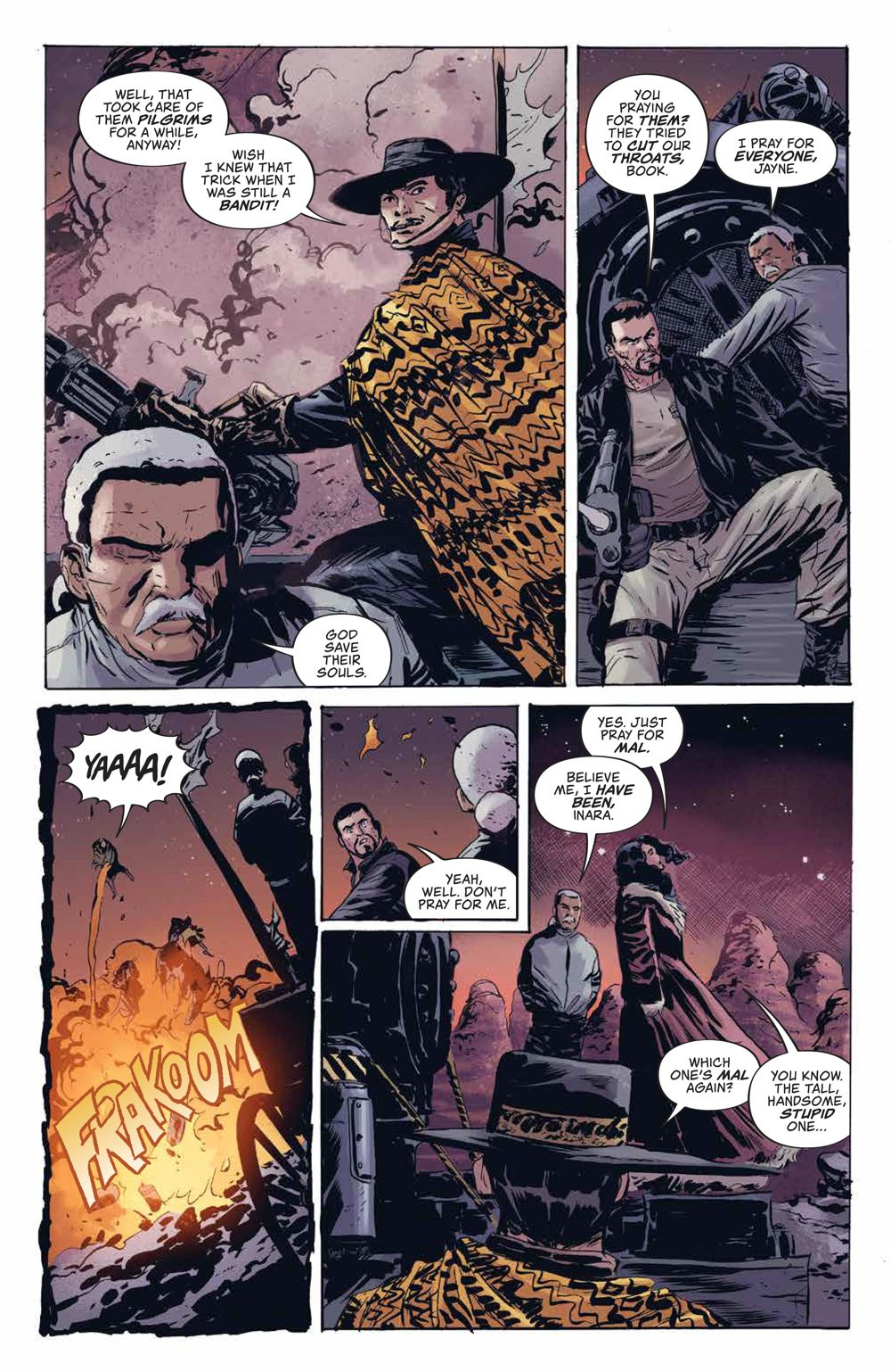 Firefly_UnificationWar_v2_SC_PRESS_11 ComicList Previews: FIREFLY THE UNIFICATION WAR VOLUME 2 TP