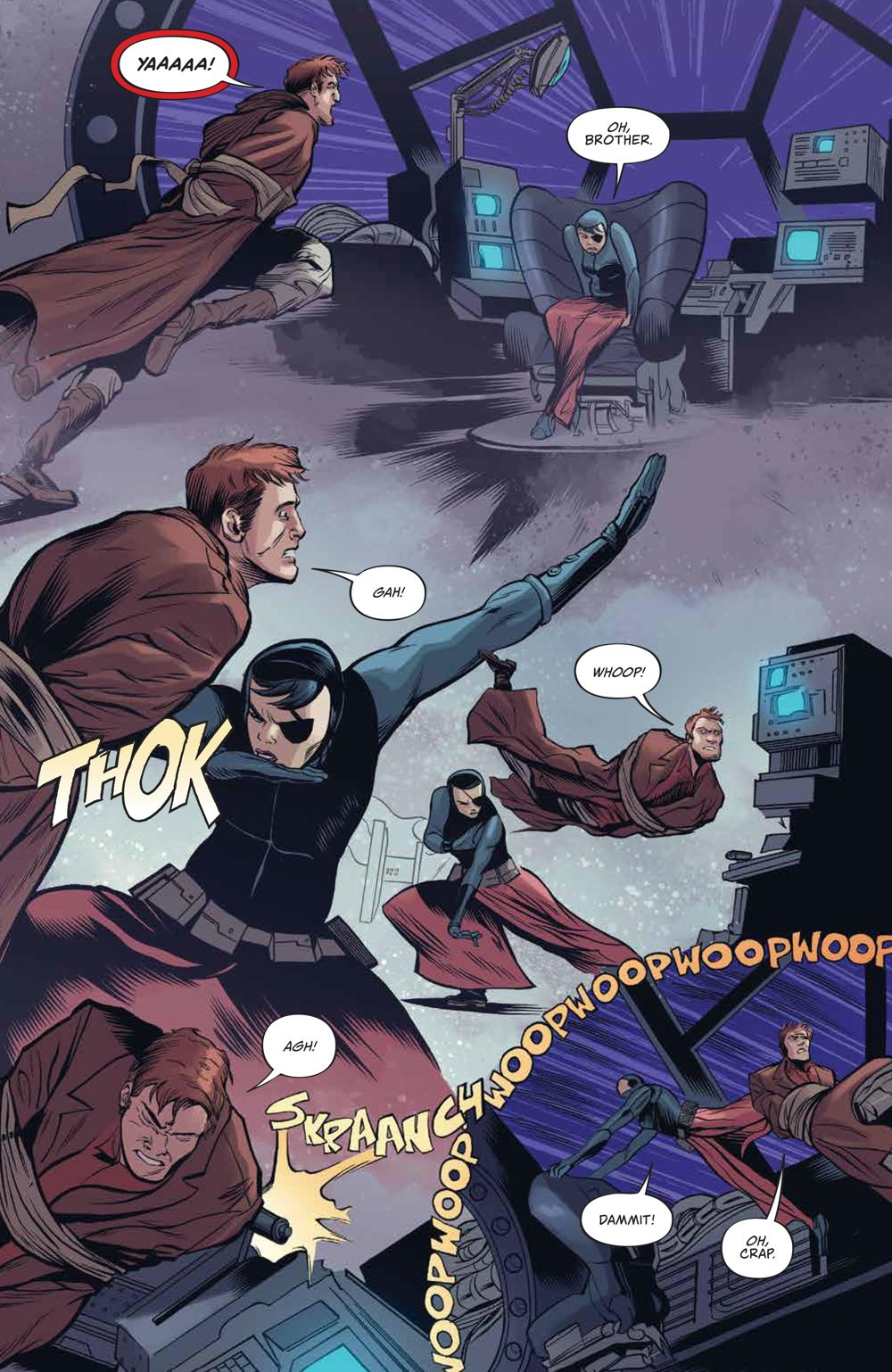 Firefly_UnificationWar_v2_SC_PRESS_20 ComicList Previews: FIREFLY THE UNIFICATION WAR VOLUME 2 TP