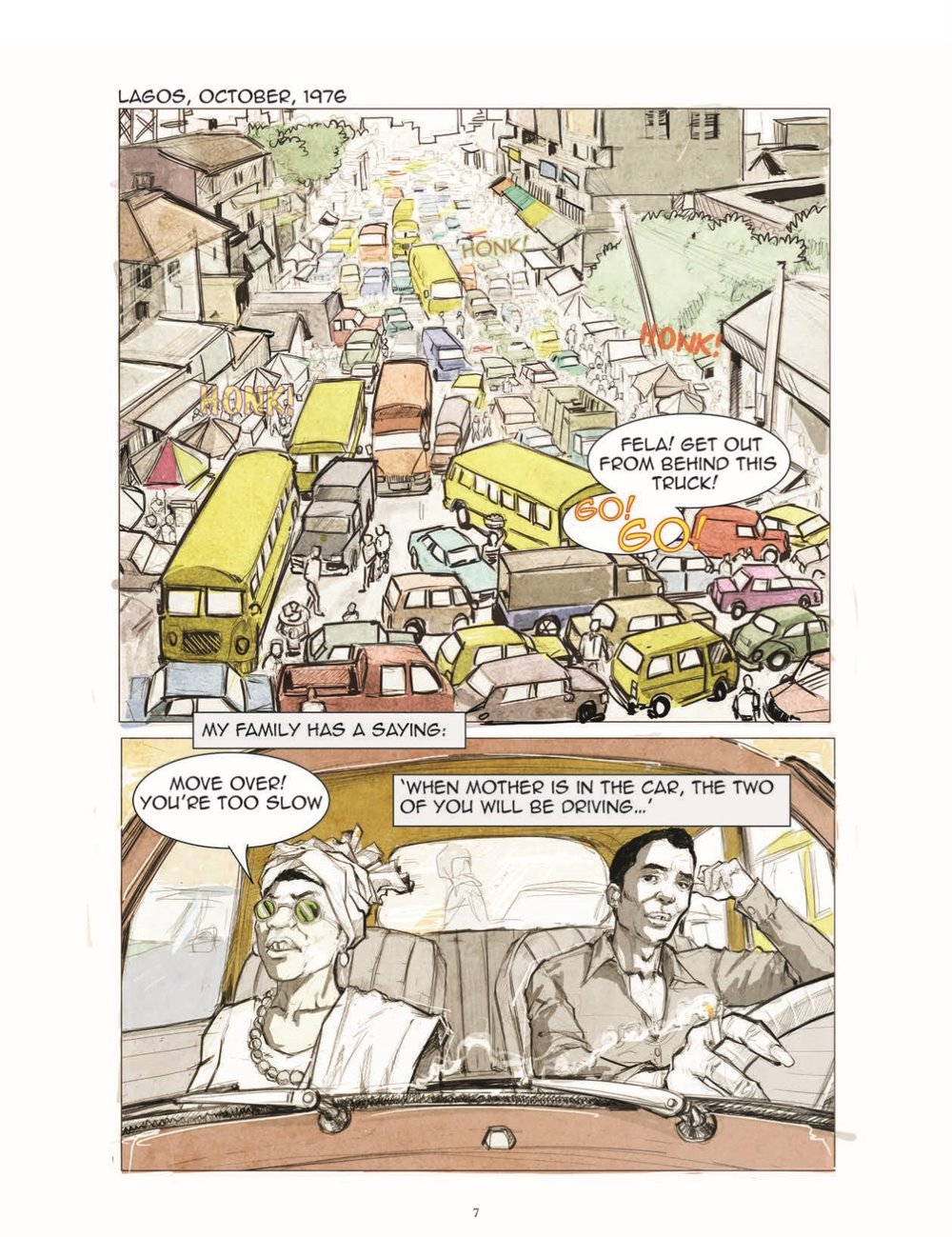 FullBleed-V4-pr-4 ComicList Previews: FULL BLEED THE COMICS AND CULTURE QUARTERLY VOLUME 4 THE END HC