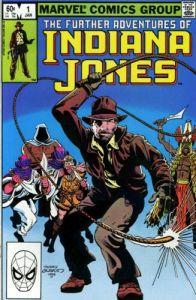 Further-Adventures-of-Indiana-Jones-1-196x300 Trends & Oddball Award: Smurfs, Silver Hawks, & Joan of Arc
