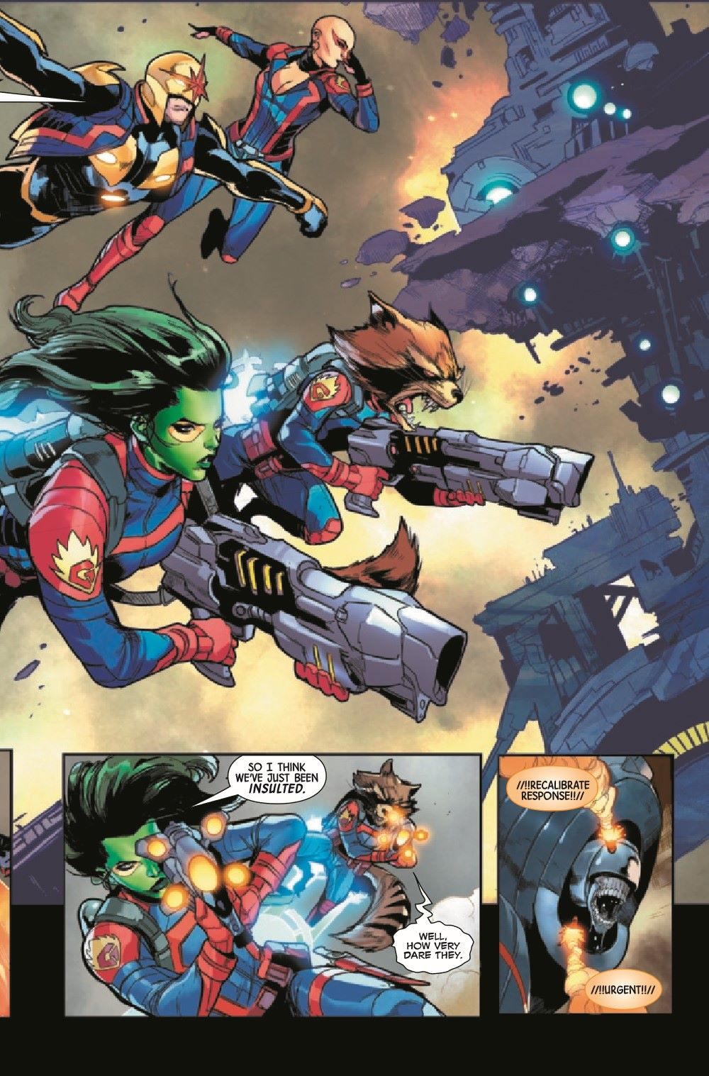 GARGAL2020013_Preview-4 ComicList Previews: GUARDIANS OF THE GALAXY #13