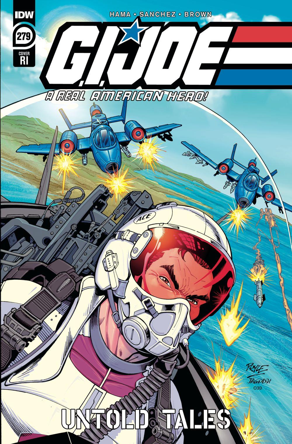 GIJoeRAH279-coverRI ComicList Previews: G.I. JOE A REAL AMERICAN HERO #279