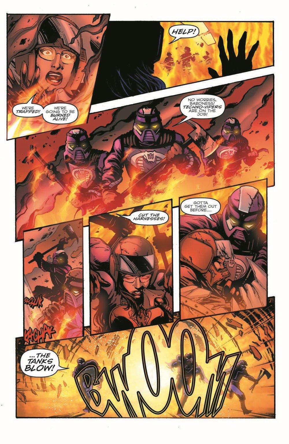 GIJoeRAH280-pr-7 ComicList Previews: G.I. JOE A REAL AMERICAN HERO #280