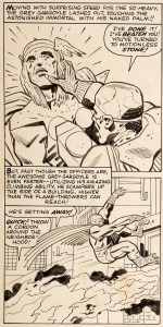 Grey-Gargoyles-Use-His-Power-1st-Time-Against-Thor-150x300 First Appearance Original Art Mania: Heritage Auctions