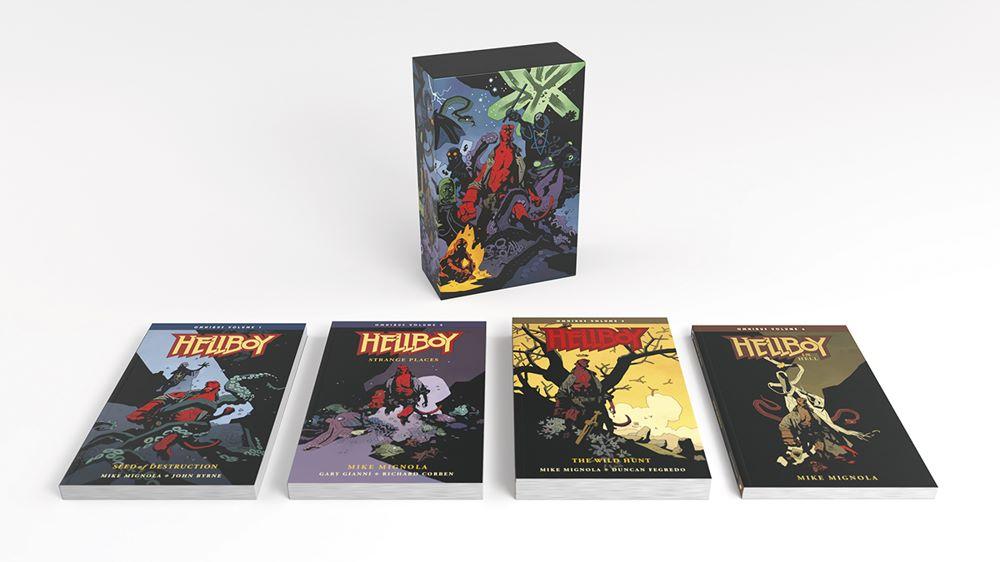 HBYOBS_EV-copy Dark Horse Comics July 2021 Solicitations