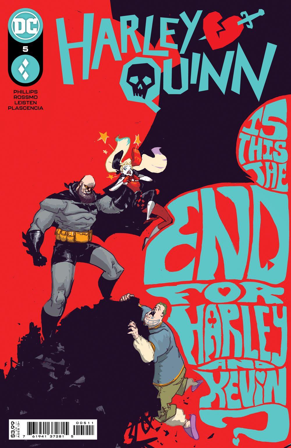HQ_Cv5 DC Comics July 2021 Solicitations