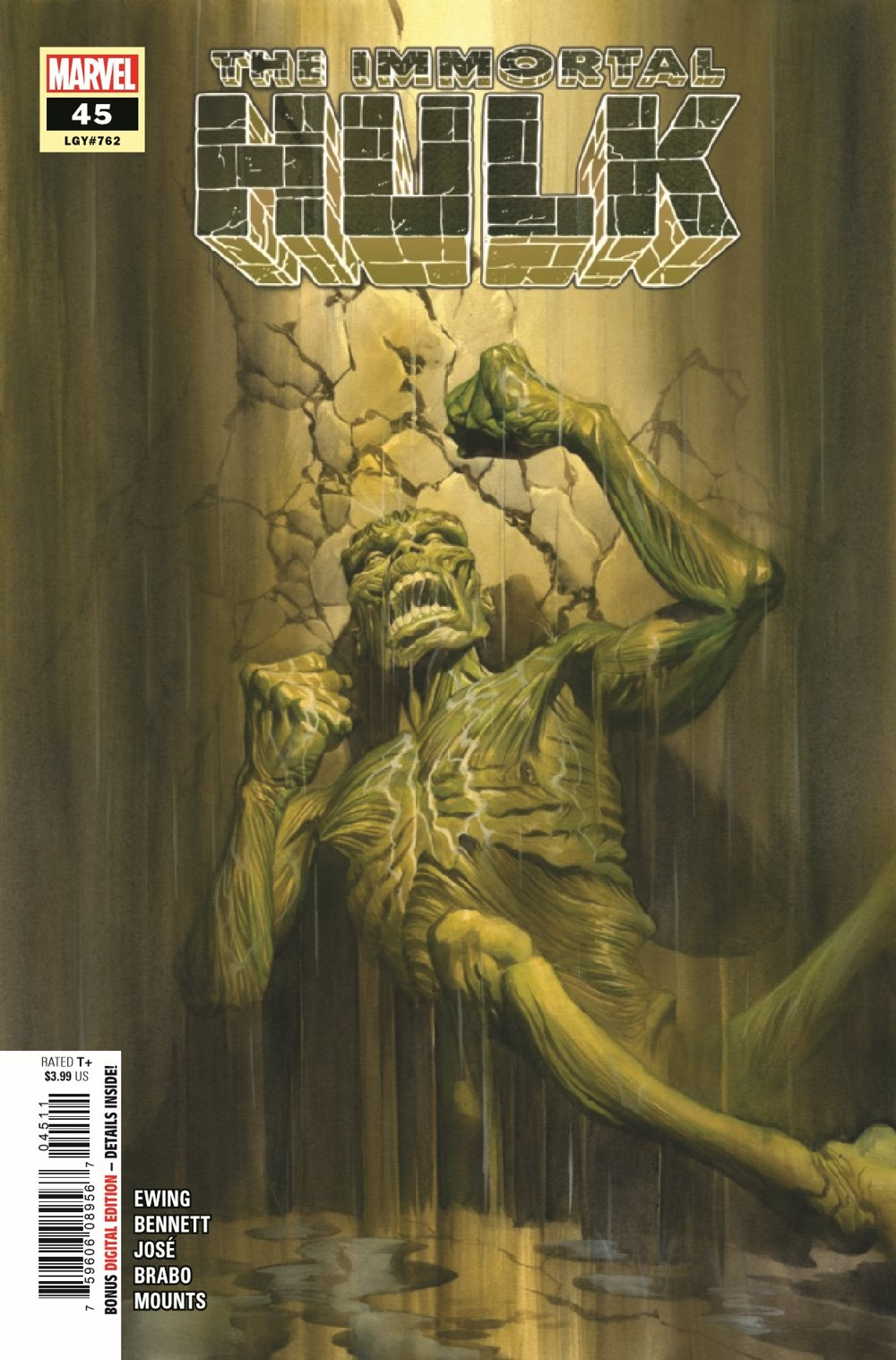HULK2018045_Preview-1 ComicList Previews: THE IMMORTAL HULK #45
