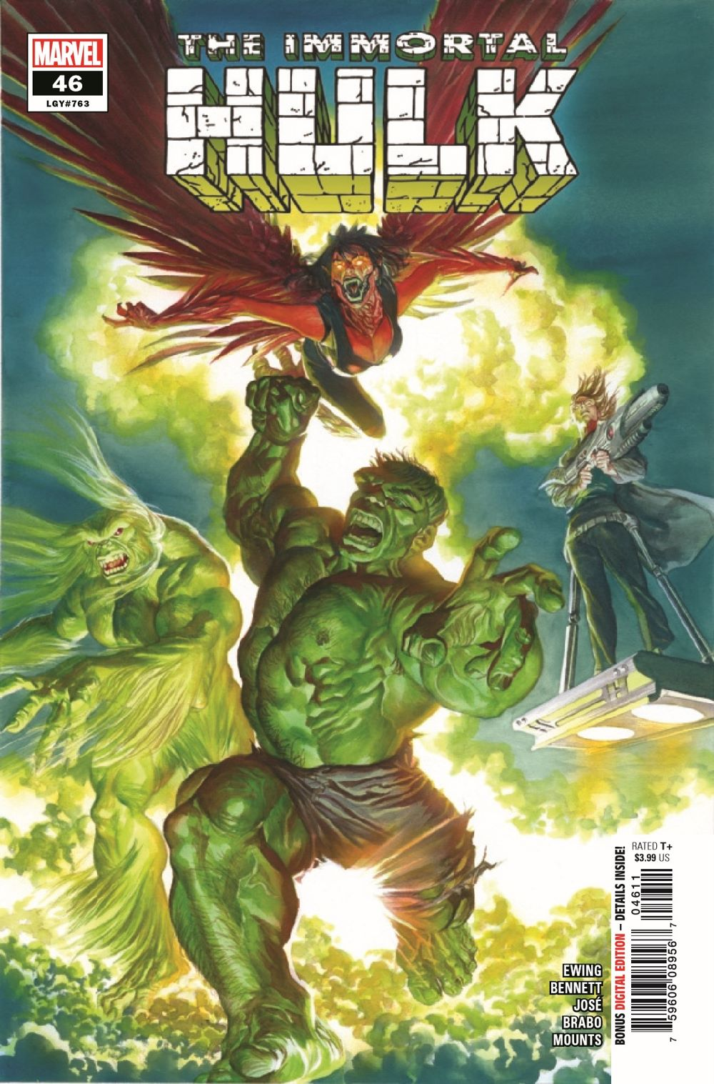 HULK2018046_Preview-1 ComicList Previews: THE IMMORTAL HULK #46