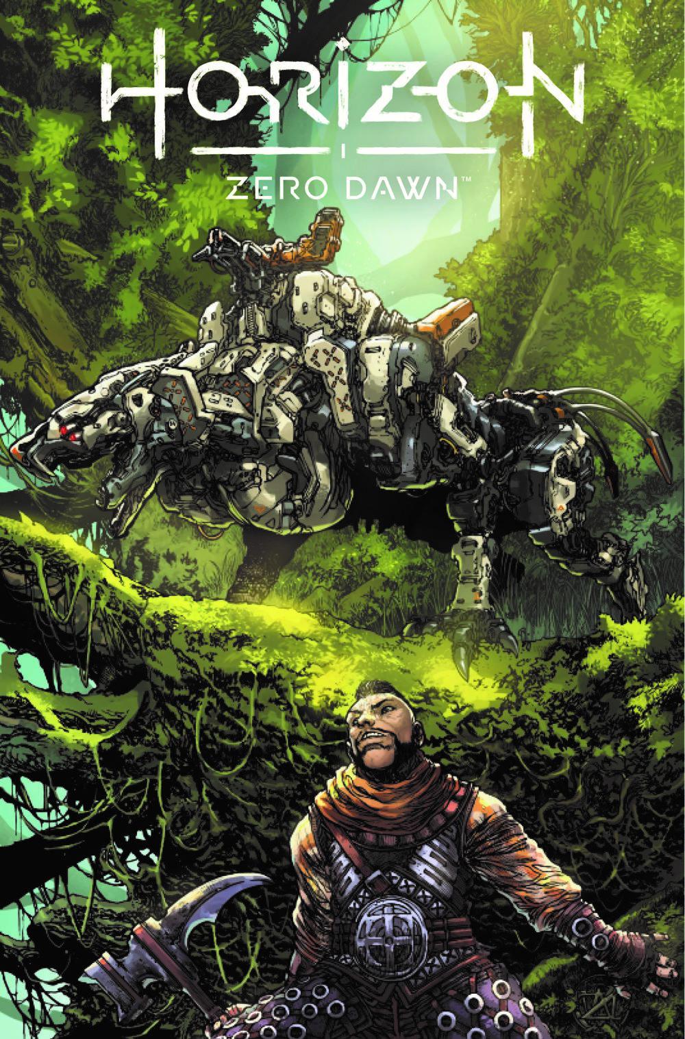 HorizonZeroDawn21_00_CoverC_TOLIBAO-1 Titan Comics July 2021 Solicitations