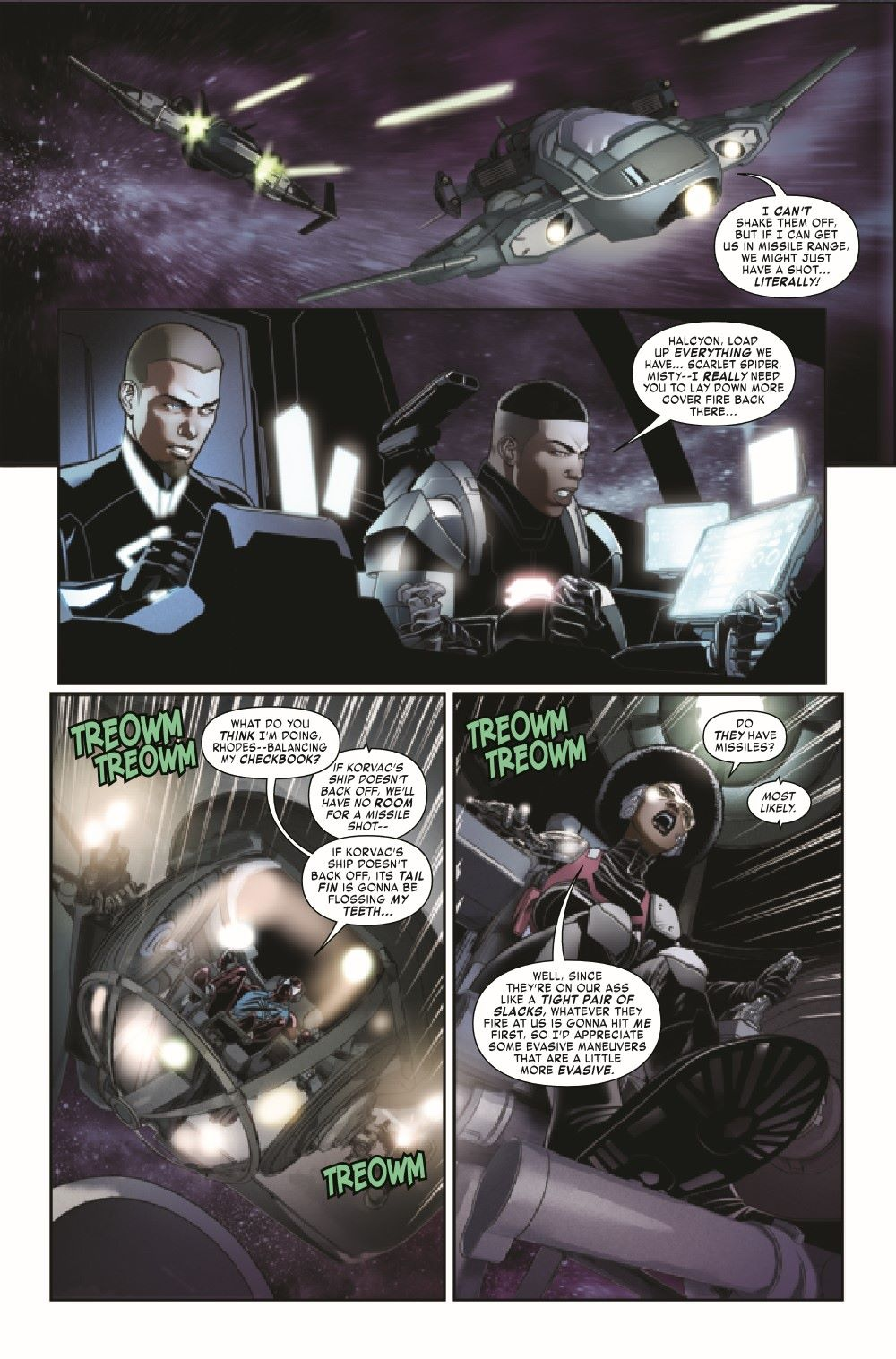 IM2020008_Preview-3 ComicList Previews: IRON MAN #8