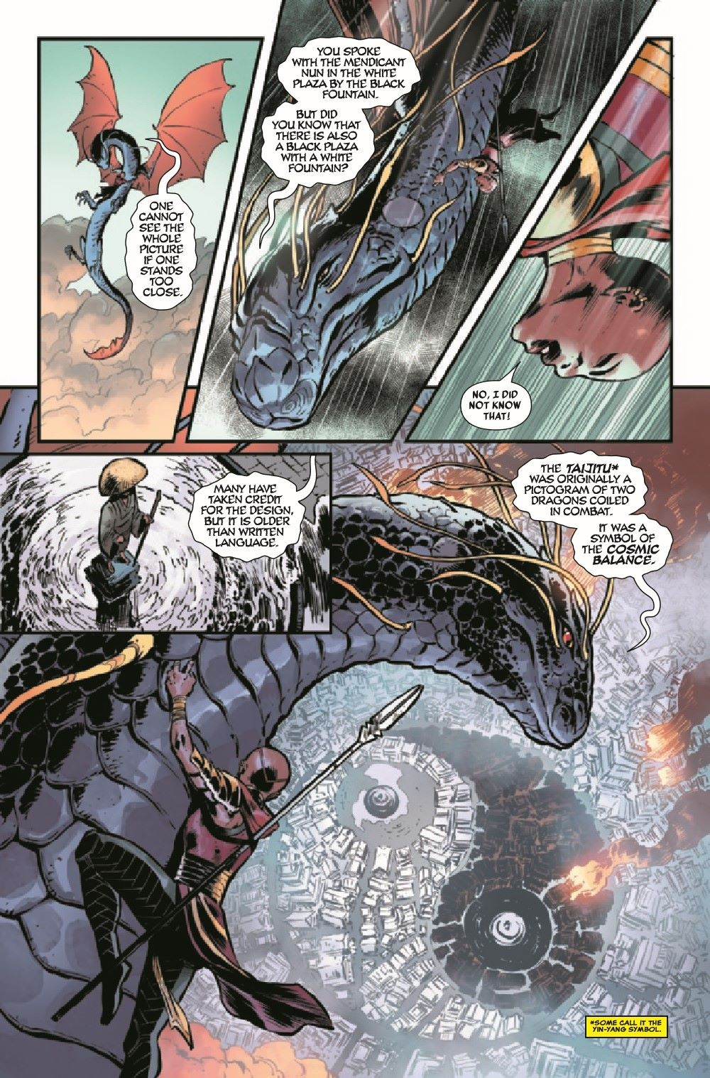 IRONFISTHOD2021004_Preview-6 ComicList Previews: IRON FIST HEART OF THE DRAGON #4 (OF 6)