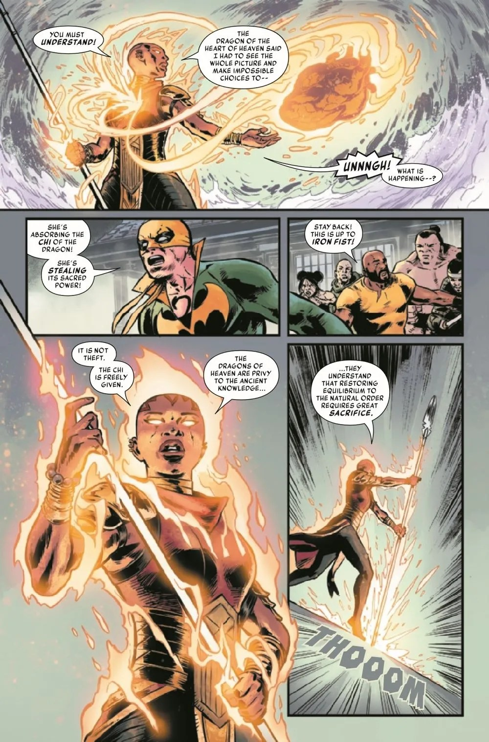 IRONFISTHOD2021005_Preview-4 ComicList Previews: IRON FIST HEART OF THE DRAGON #5 (OF 6)