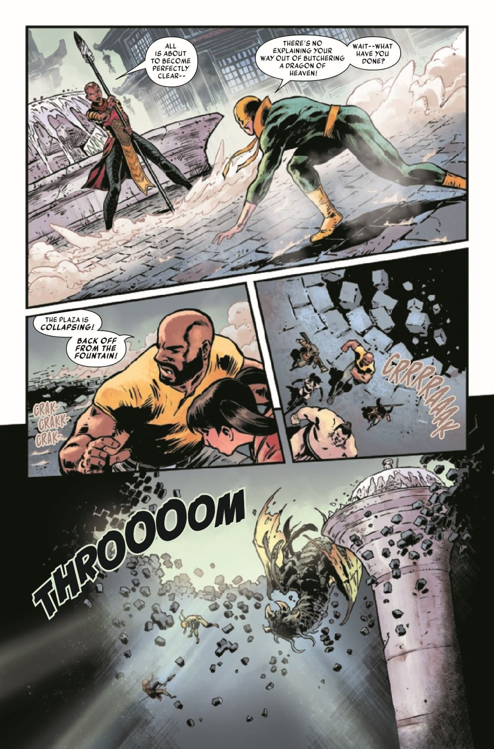 IRONFISTHOD2021005_Preview-5 ComicList Previews: IRON FIST HEART OF THE DRAGON #5 (OF 6)