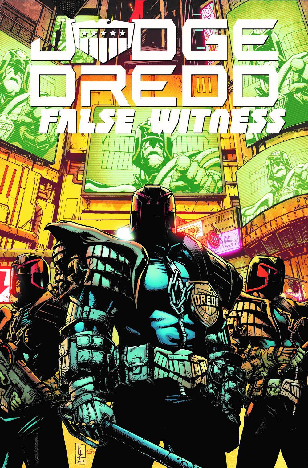 JudgeDreddFalseWitnessTPB ComicList: IDW Publishing New Releases for 05/05/2021