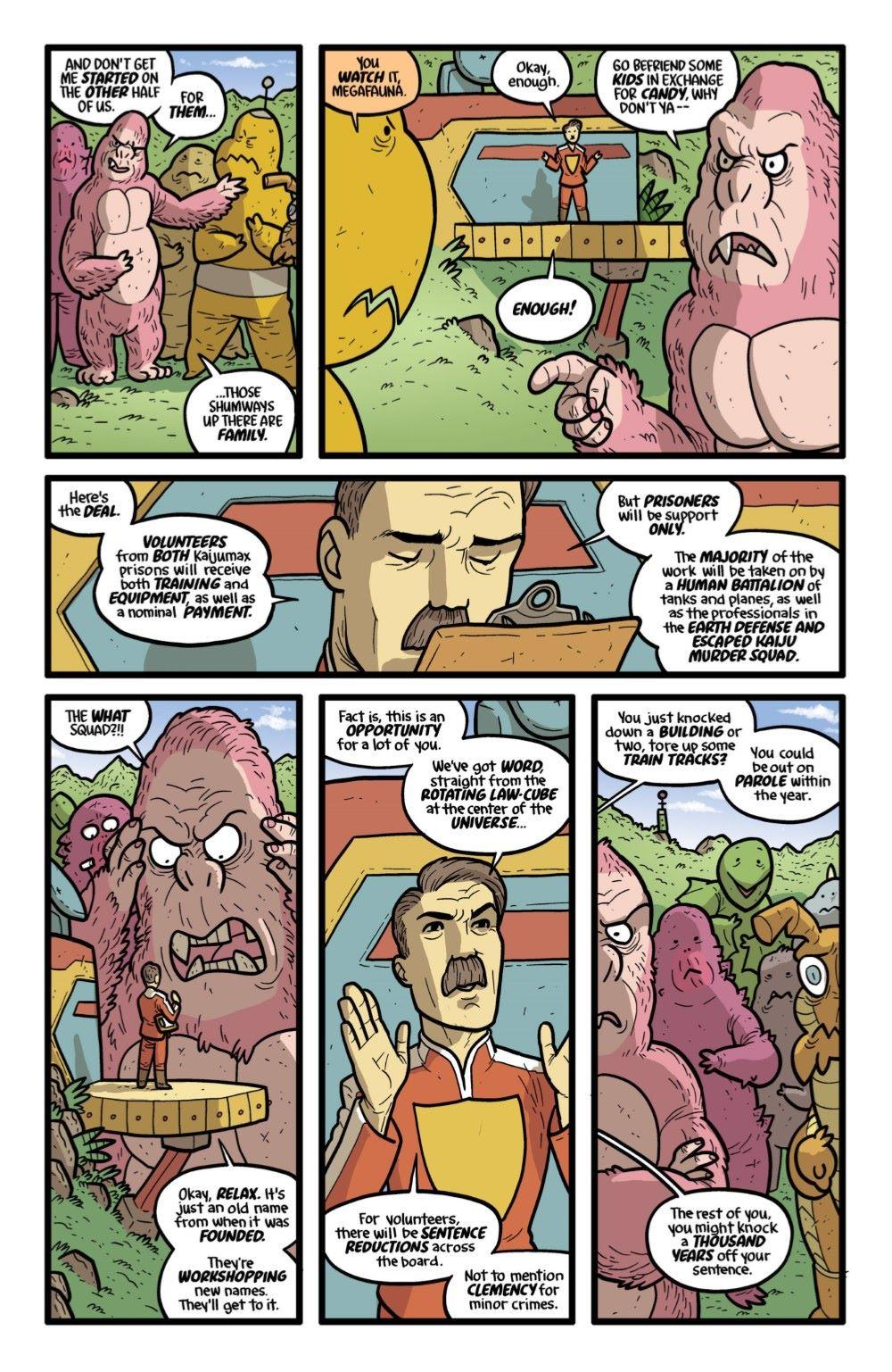 KAIJUMAXV6-1-MARKETING-07 ComicList Previews: KAIJUMAX SEASON SIX #1