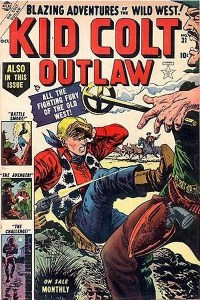 Kid-Colt-Outlaw-31-200x300 Mighty Marvel Western: Attention Disney Plus Executives