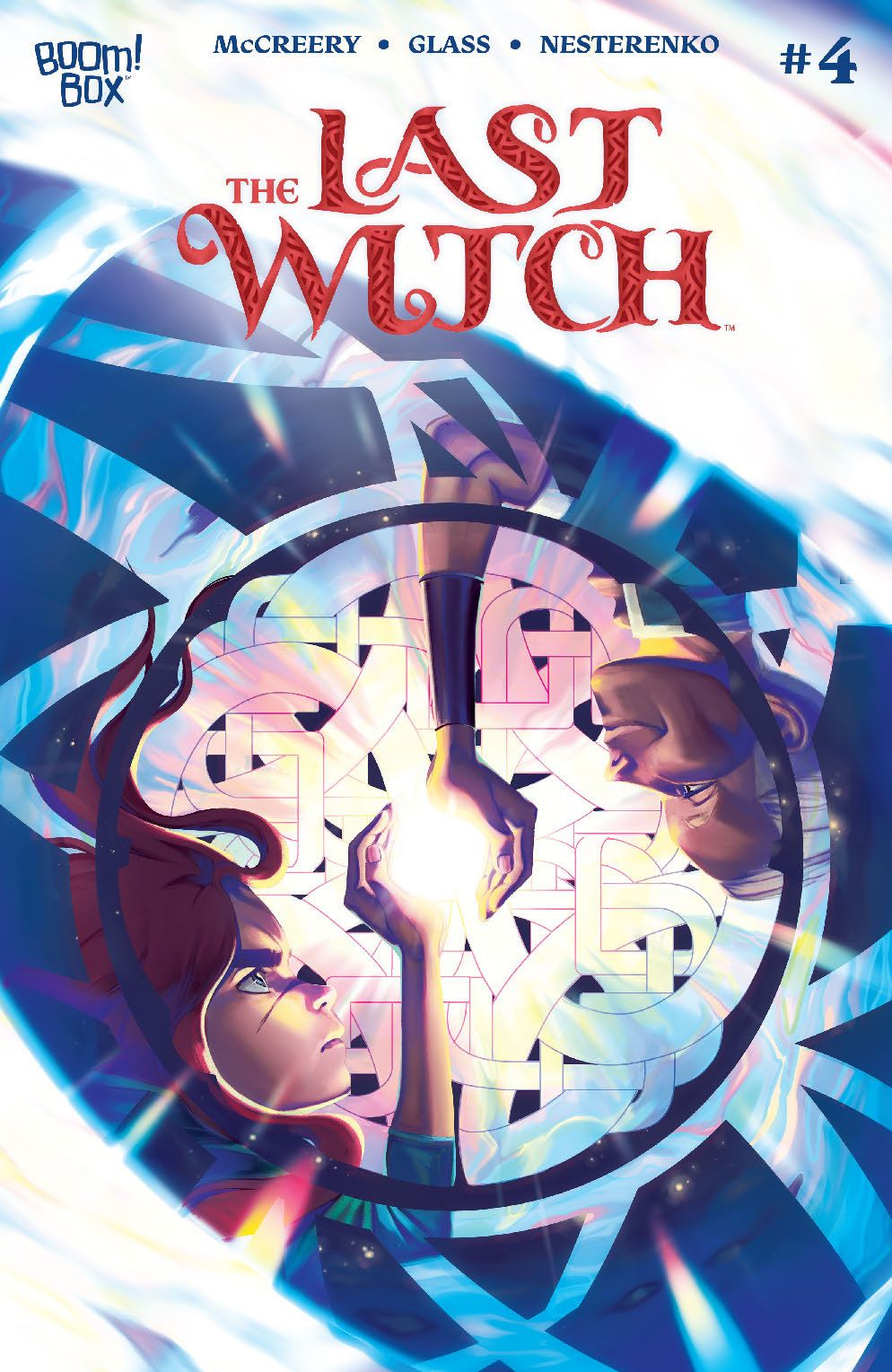 LastWitch_004_Cover_A_Main ComicList Previews: THE LAST WITCH #4