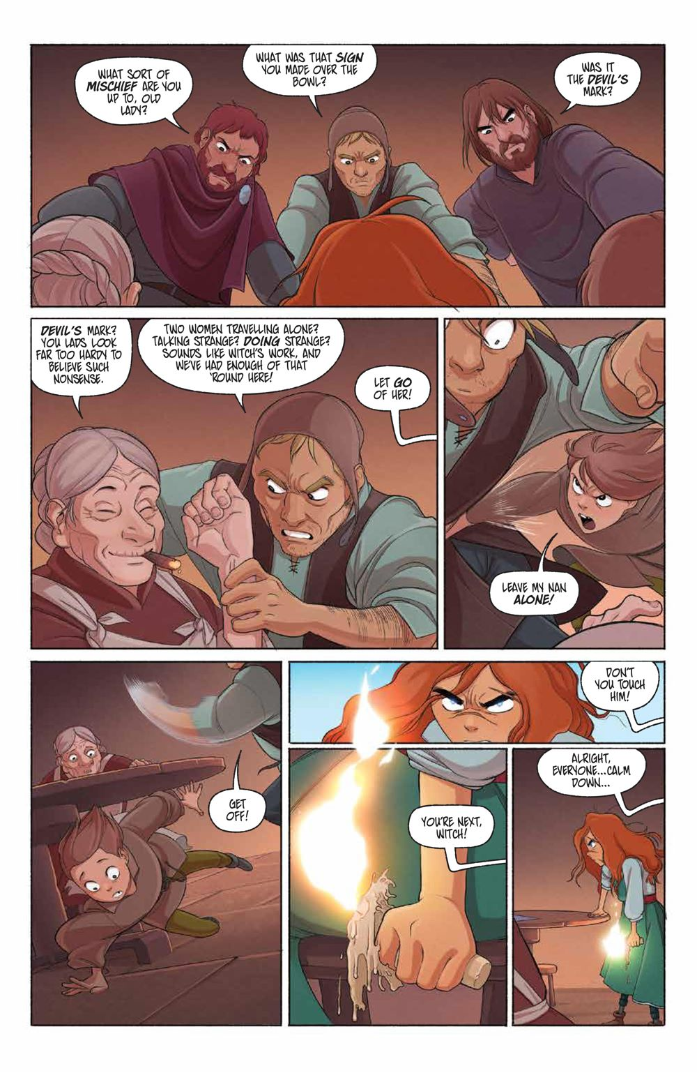 LastWitch_004_PRESS_5 ComicList Previews: THE LAST WITCH #4