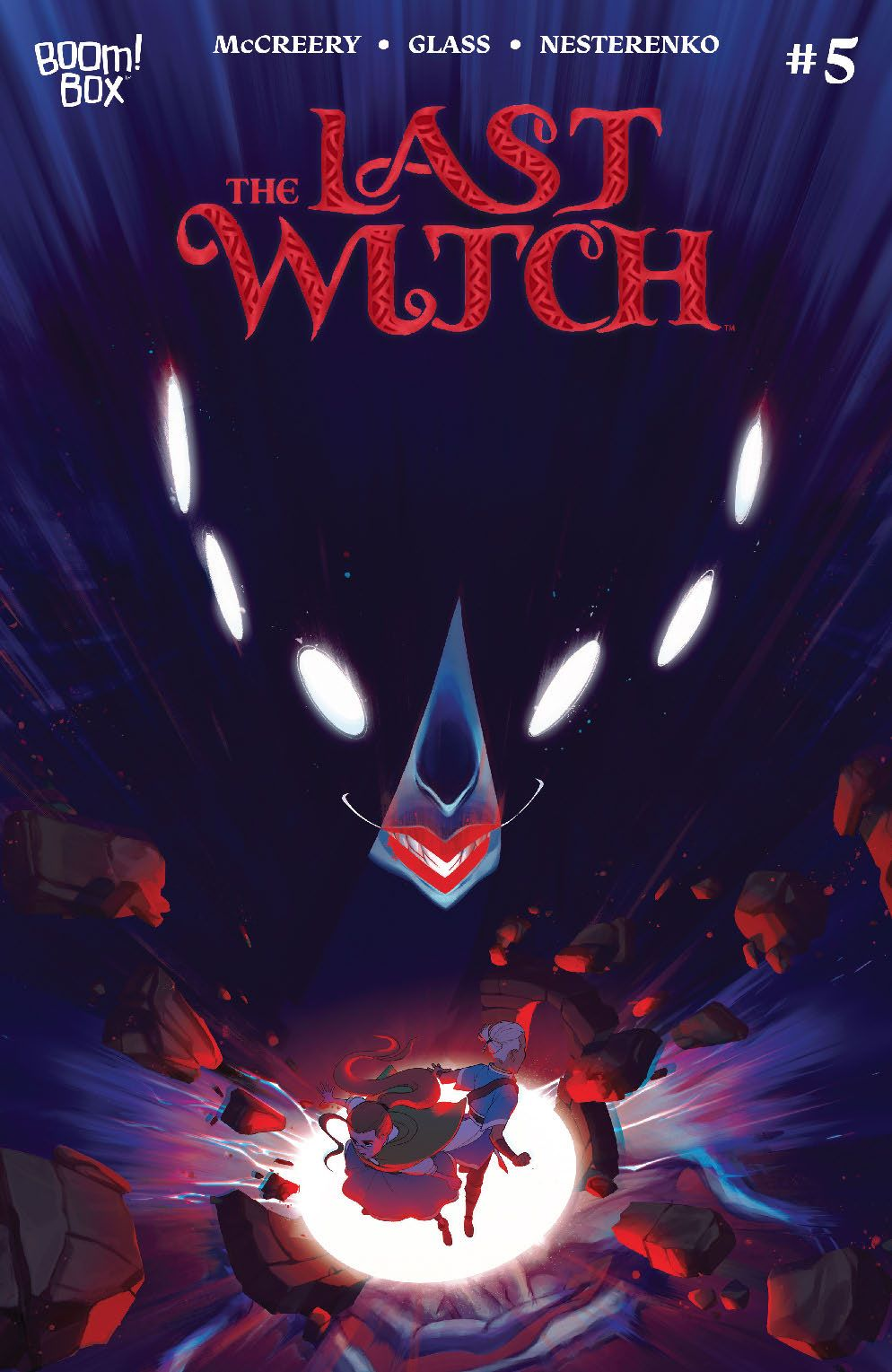 LastWitch_005_Cover_A_Main ComicList: BOOM! Studios New Releases for 05/05/2021