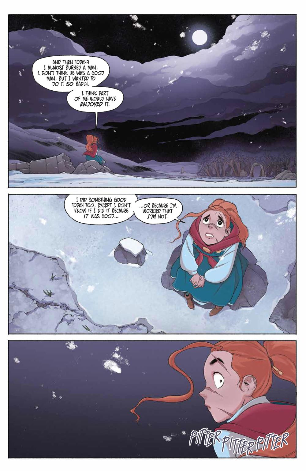 LastWitch_005_PRESS_5 ComicList Previews: THE LAST WITCH #5 (OF 5)