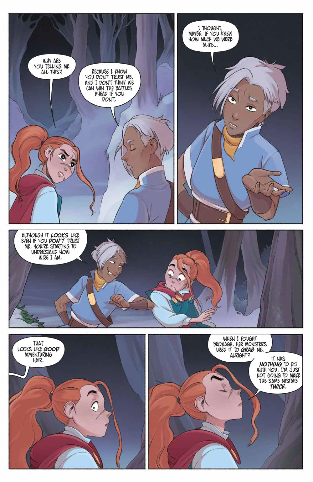 LastWitch_005_PRESS_8 ComicList Previews: THE LAST WITCH #5 (OF 5)