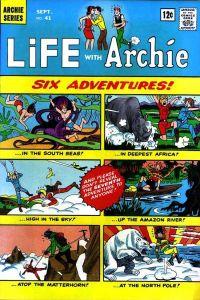 Life-with-Archie-41-200x300 The Other Godzilla Keys