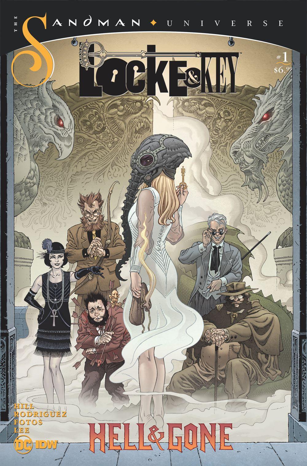 LnK-Sandma ComicList: IDW Publishing New Releases for 04/14/2021