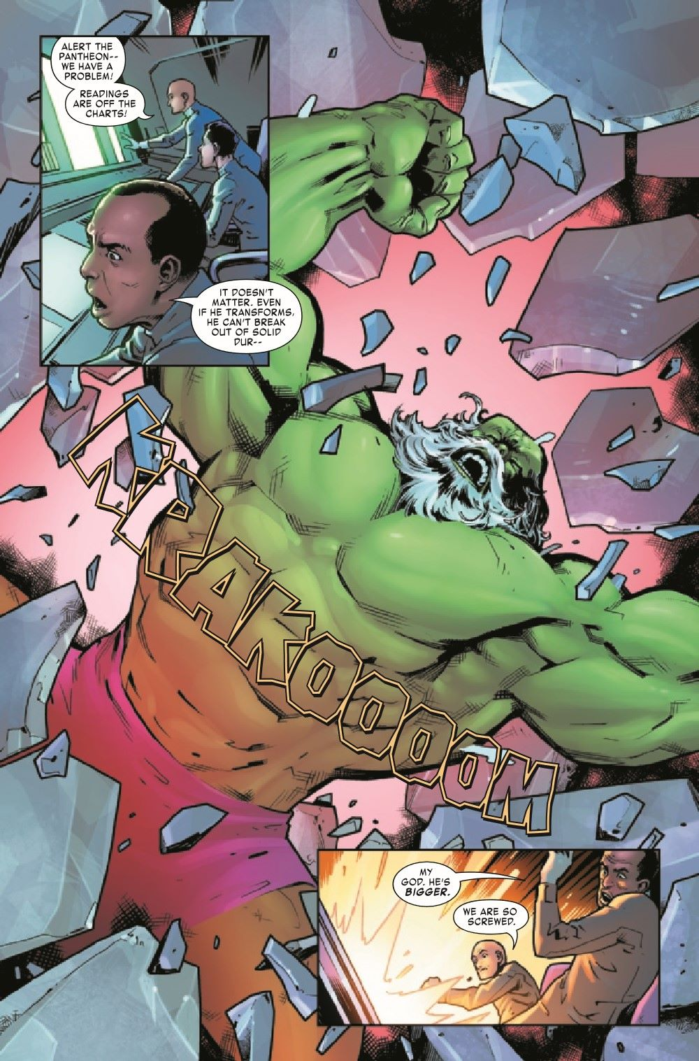 MAESTROWAP2021004_Preview-6 ComicList Previews: MAESTRO WAR AND PAX #4 (OF 5)