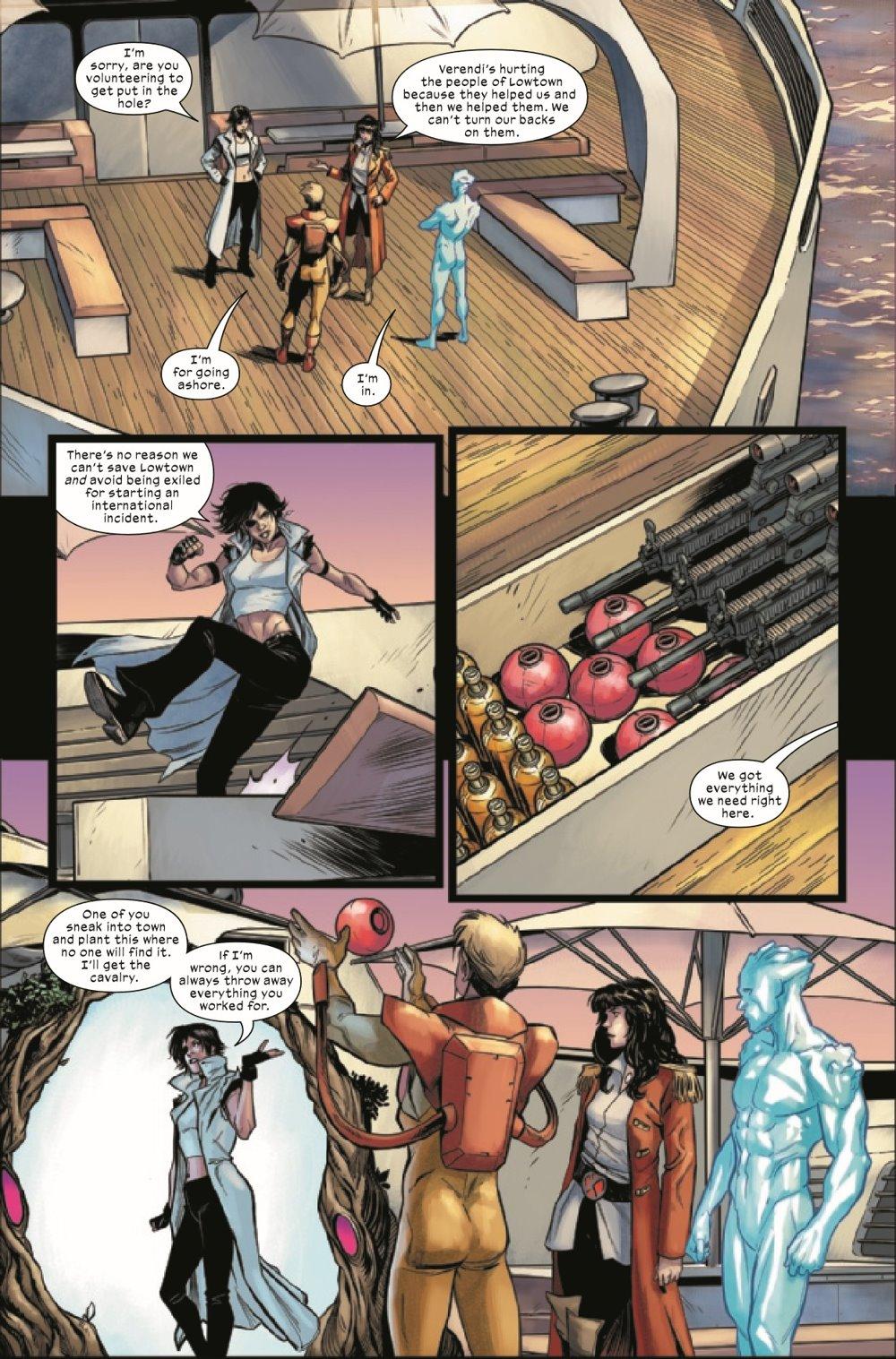 MARAUDERS2019019_Preview-2 ComicList Previews: MARAUDERS #19